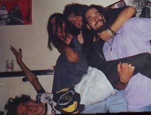 groop live an club 1993